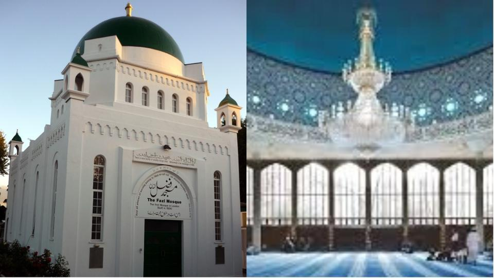 The London Central Mosque and Islamic Cultural Centre in Regent's Park, central London, and the Fazl Mosque in the southwest of the British capital were both listed as Grade II buildings by the government's culture department