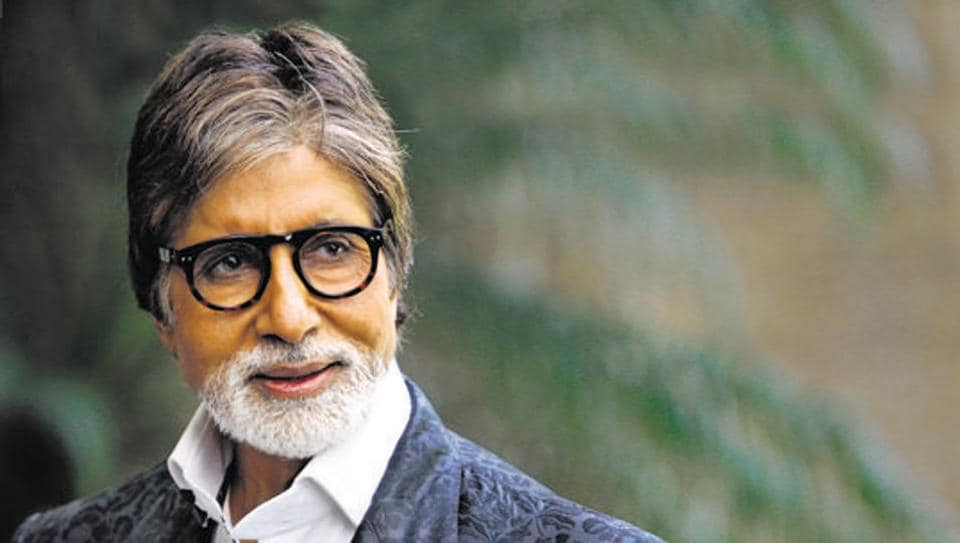 As news spread about the 75-year-old star's possible ill-health, reporters and others gathered outside the Ajit Bhawan Palace where he is staying.