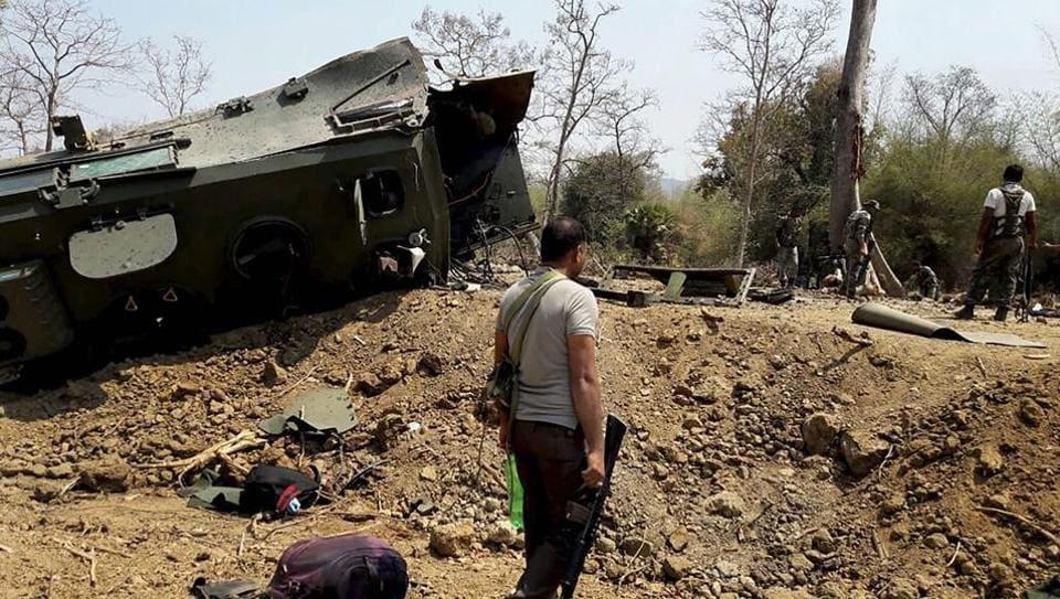 Sukma,Sukma Attack,Maoist