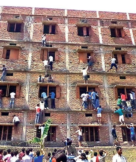 Board exams,West Bengal,Microchip