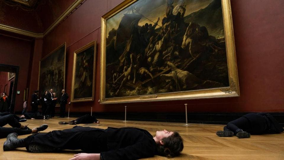 Theodore Gericault,Louvre,Paris