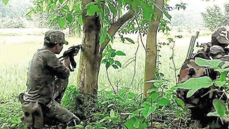 CRPF trooper killed in Chhattisgarh Maoist attack