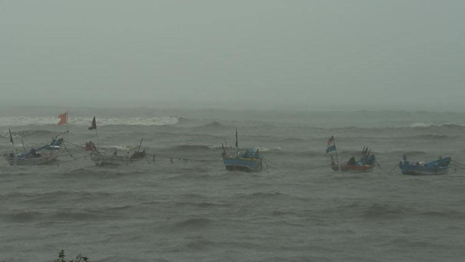 After cyclone Ockhi ravaged the southern coast, fishermen claimed that they were not given any warning by the state fisheries department.