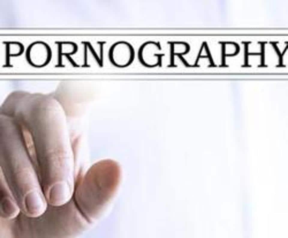 Ministry of Home Affairs,Pornography,Porn addiction