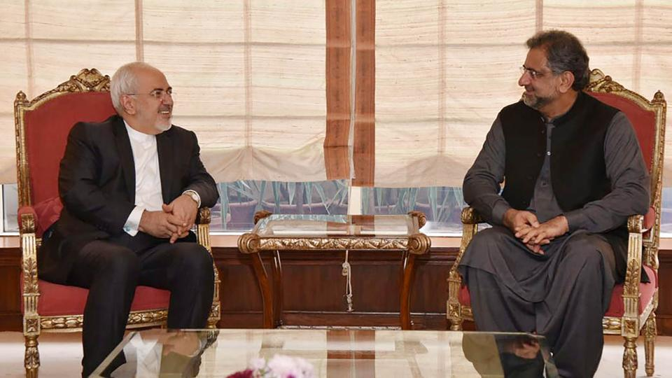 Iranian Foreign Minister Mohammad Javad Zarif due in Pakistan today