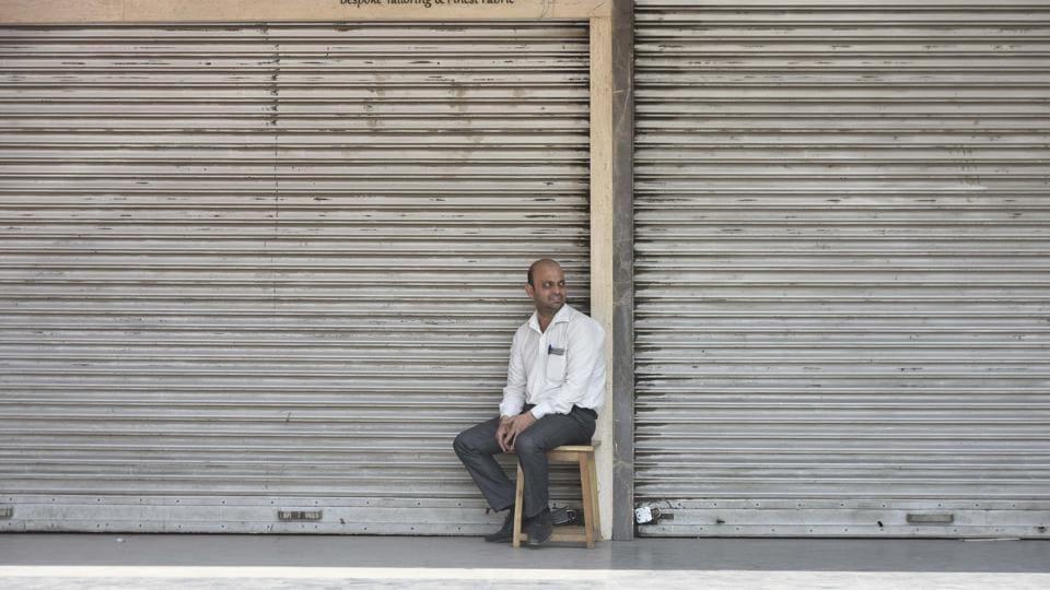 Delhi sealing drive,Delhi traders,Delhi shops