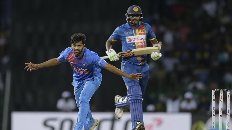 Shardul Thakur, who picked up his career-best haul of 4/27, has said taking regular wickets at the death ensured Sri Lanka were 20-25 runs short in the Nidahas Trophy encounter.