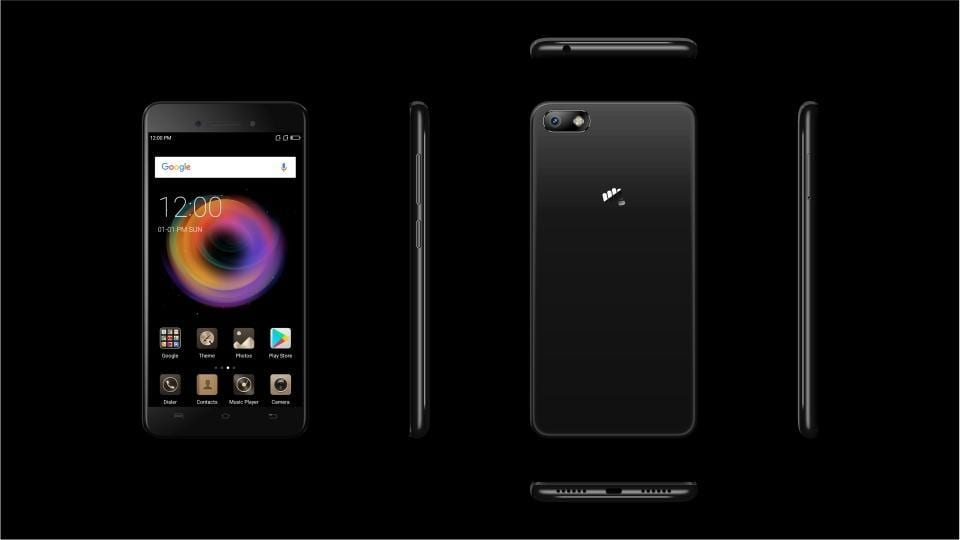 Micromax Bharat 5 Pro with 5,000mAh battery launched in India today.