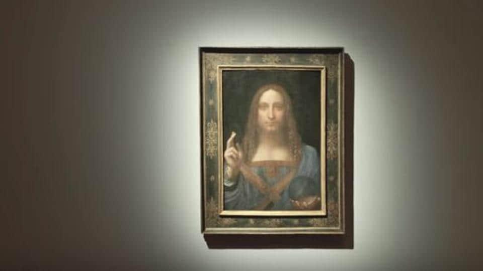 Salvator Mundi,Leonardo da Vinci,Global art sales