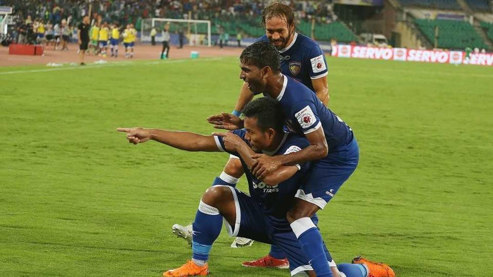 Chennaiyin FC,John Gregory,Jeje Lalpekhlua