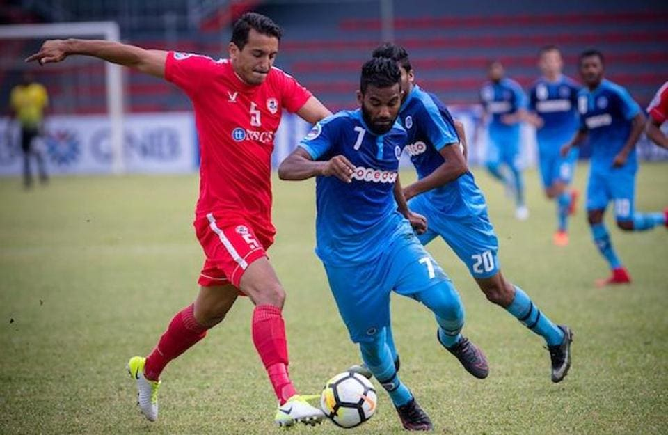 Aizawl FC,New Radiant,AFC Cup