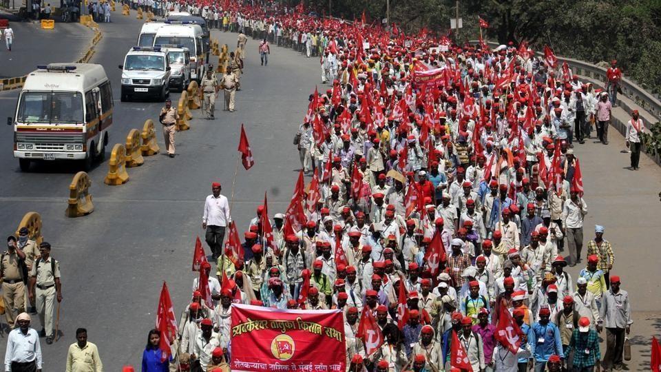 Mumbai×,mumbai news,farmers' protest