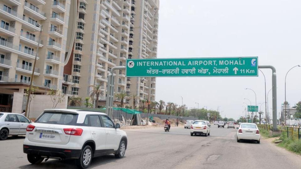 Chandigarh airport, where upgrade work started in October 2017,  operates 28 flights, three of them to Dubai, Sharjah and Bangkok.