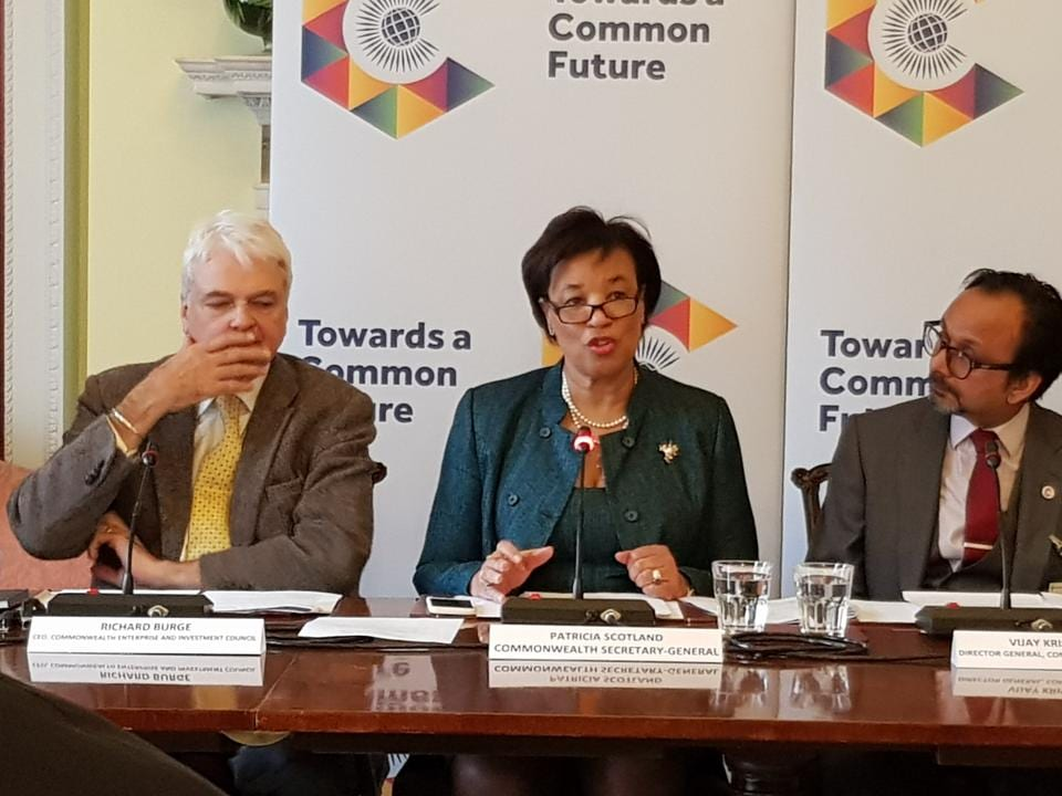 Commonwealth,CHOGM,secretary general Patricia Scotland