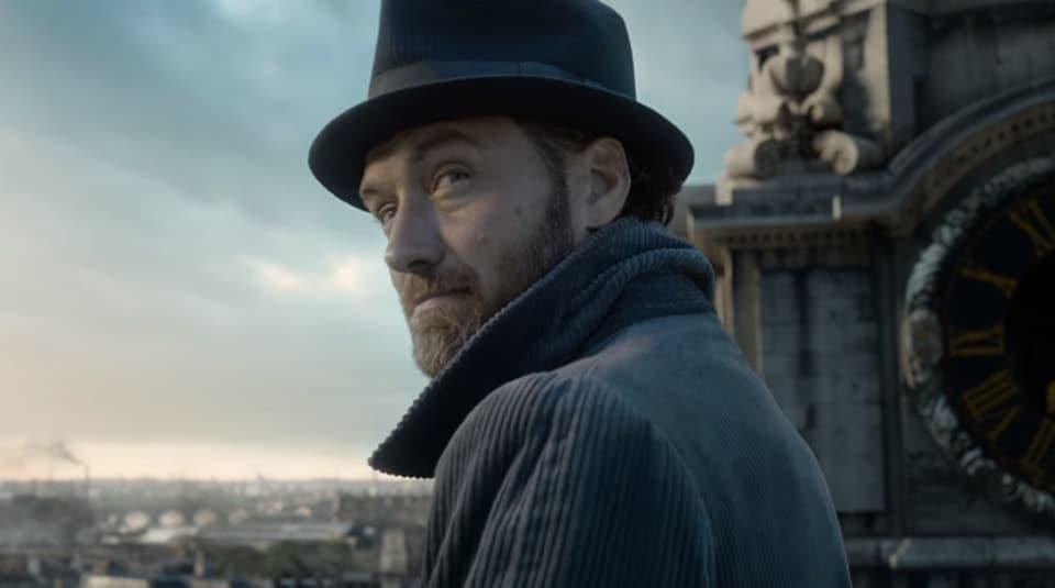 Fantastic Beasts: The Crimes of Grindelwald,Fantastic Beasts: The Crimes of Grindelwald Trailer,Fantastic Beasts Trailer
