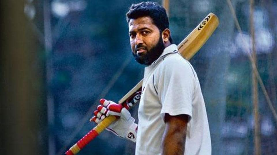 Wasim Jaffer of Ranji Trophy champions Vidarbha was not out at 113 in the Irani Cup match against Rest of India on Wednesday.