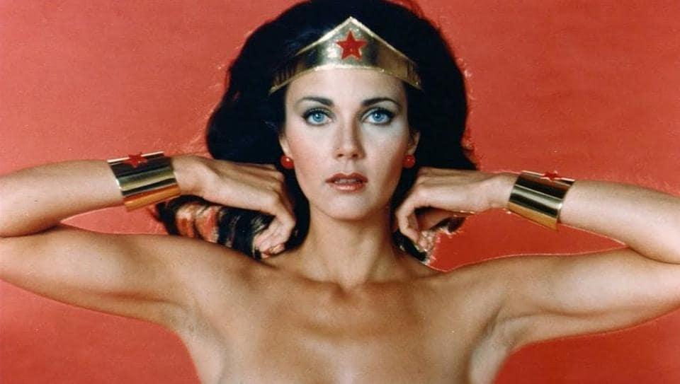 Lynda Carter,Wonder Woman,Sexual Harassment