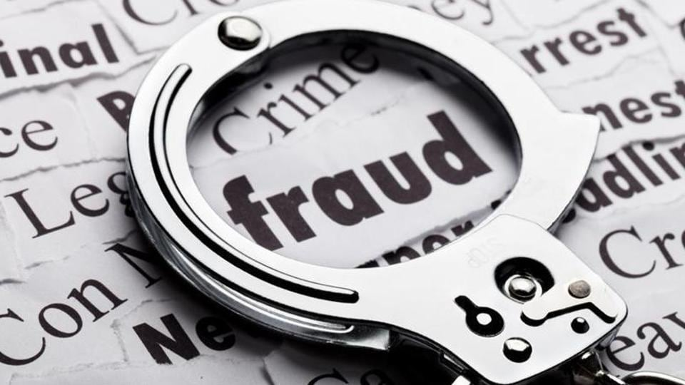 Hasmukh Shah was arrested on Monday in a multi-crore default-cheating case.