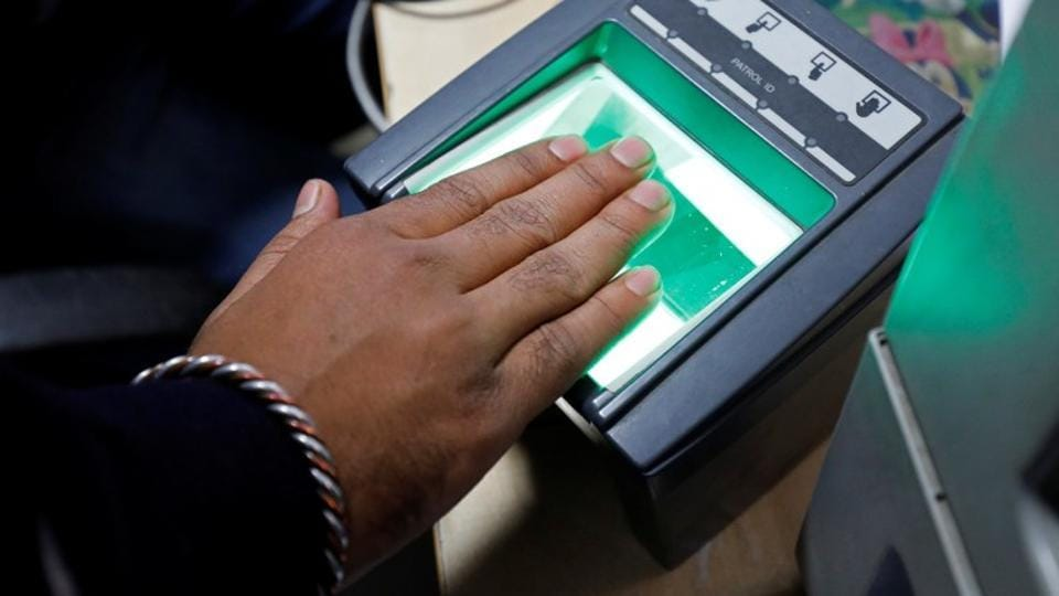 The UIDAI said on Wednesday the requirement of Aadhaar for opening new bank accounts or applying for Tatkal passports will continue, while the deadline for linking it to existing bank accounts and PAN has been extended by the Supreme Court. (Saumya Khandelwal / REUTERS File)