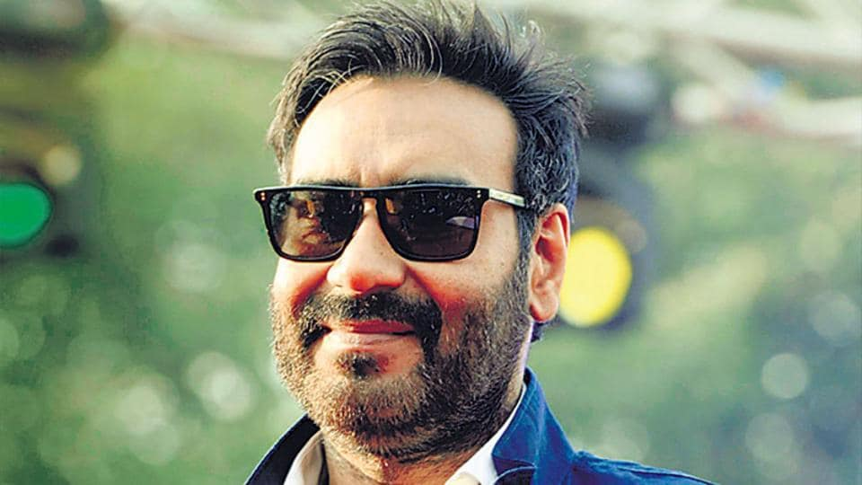 Ajay Devgn is playing an income tax officer in Raid.