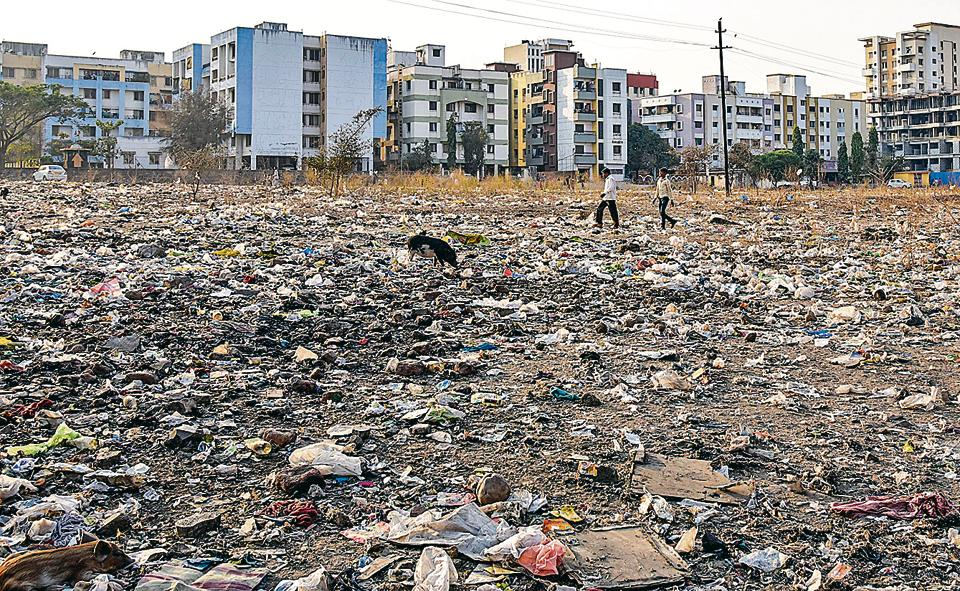 Poor garbage management is one of the major issues faced by the city.
