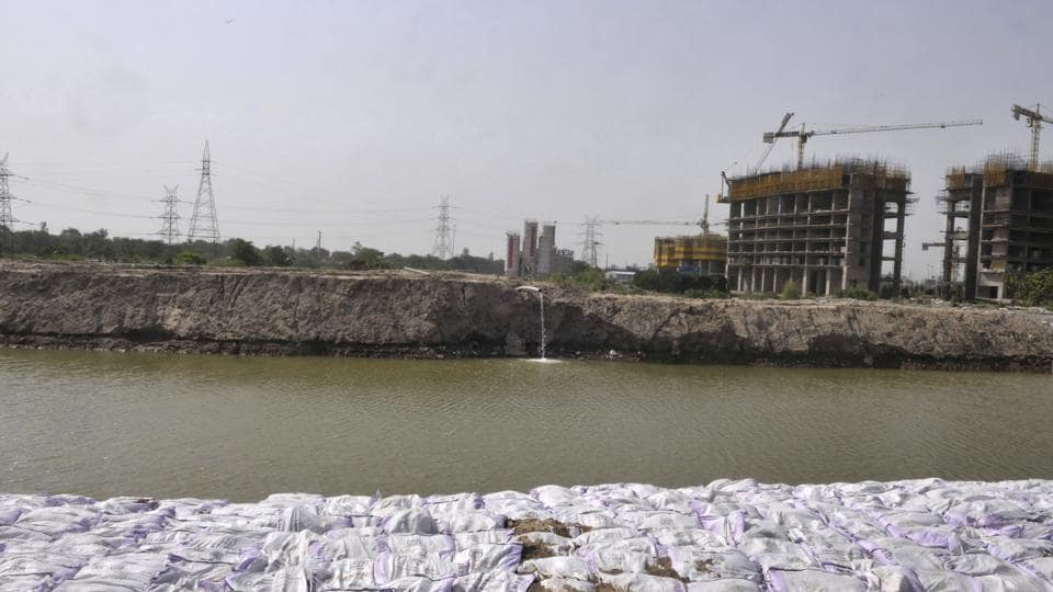 Noida,groundwater,water harvesting
