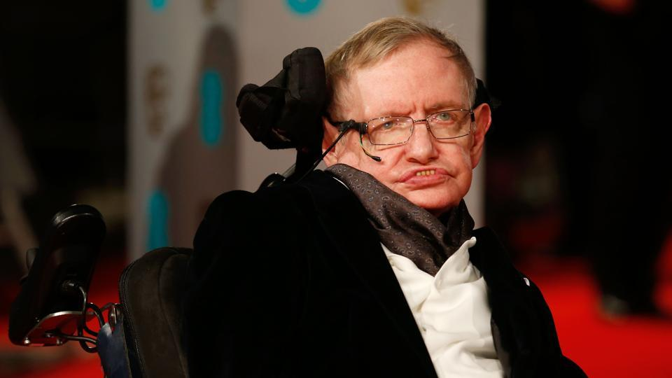 Hawking's 1962 book A Brief History of Time became an international bestseller.