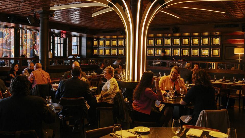 Wall Street,Harry's,Harry's restaurant