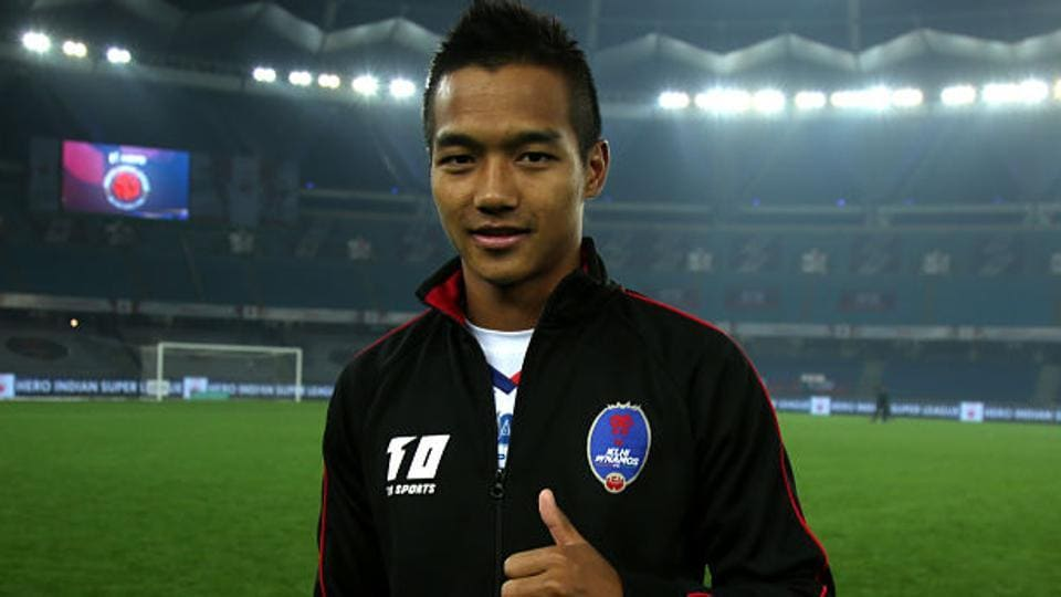 The emergence of Lallianzuala Chhangte as a regular in the playing XI was one of the few positives for Delhi Dynamos FC, who ended the Indian Super League (ISL) in eighth position.