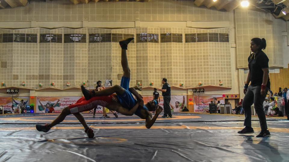 Pune,Sub-junior national wrestling,Hrishikesh