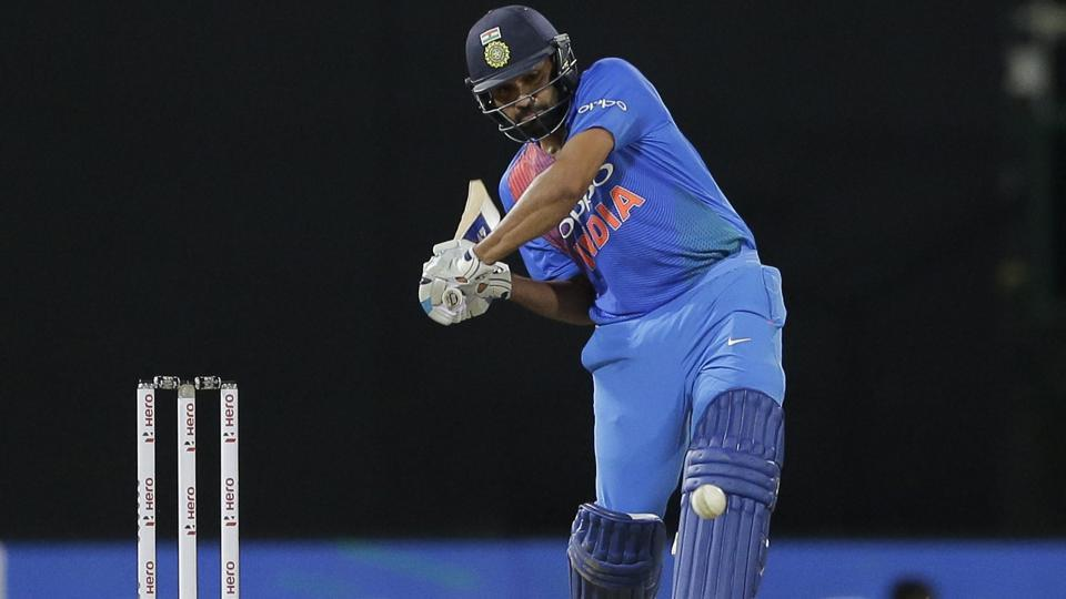 Skipper Rohit Sharma also batted well to score 89 runs and finally hit form in the tri-series. He hit five boundaries and sixes each. (AP)