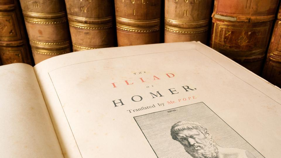 Set during the Trojan War, the ten-year siege of the city of Troy by a coalition of Greek states, Homer's Iliad tells of the battles and events during the weeks of a quarrel between King Agamemnon and the warrior Achilles.