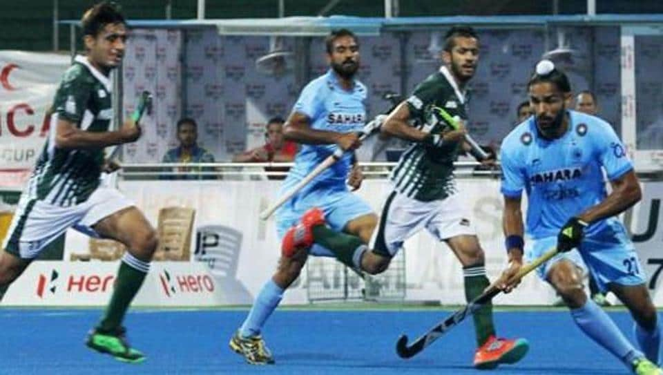 India and Pakistan men will be among six top international teams in the FIH Champions Trophy in the Netherlands from June 23-July 1, 2018.