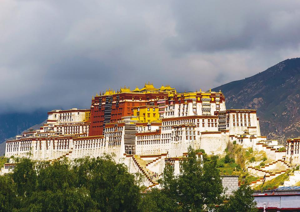 Ever since the Dalai Lama left the Tibetan capital of Lhasa, he has made Dharamsala the home of the Tibetan government-in-exile