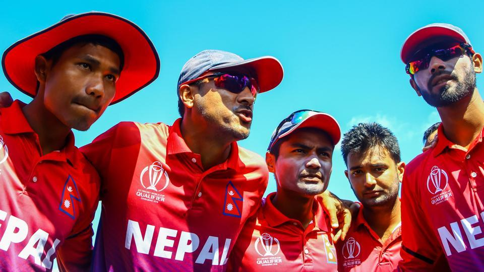 Nepal defeated Papua New Guinea by six wickets in their ICC World Cup qualifier in Harare on Thursday. (ICC)