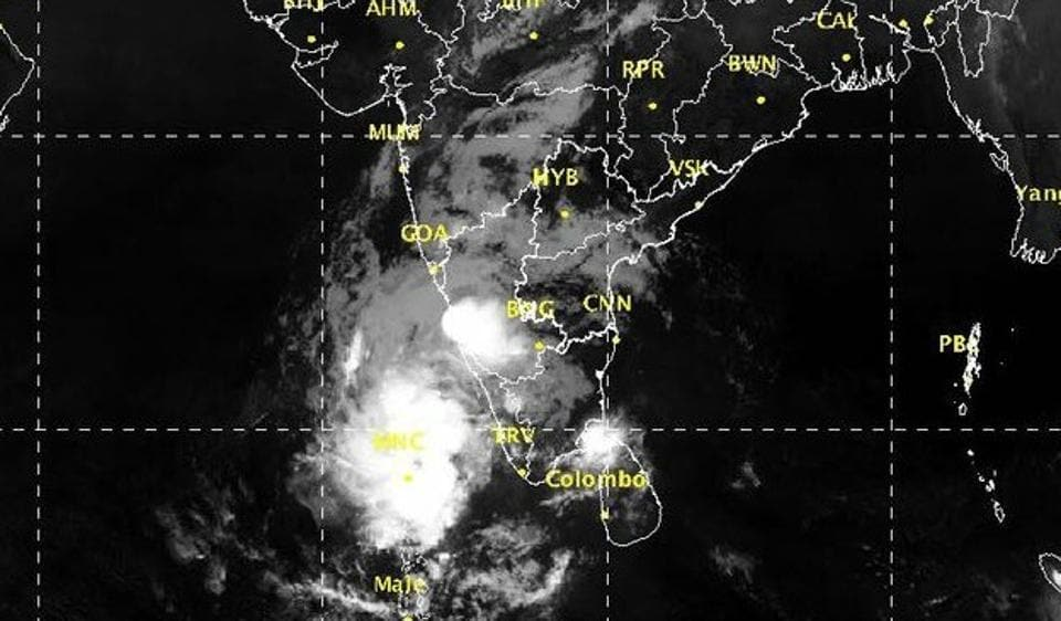 Rare weather system over Arabian Sea: It's likely to rain in