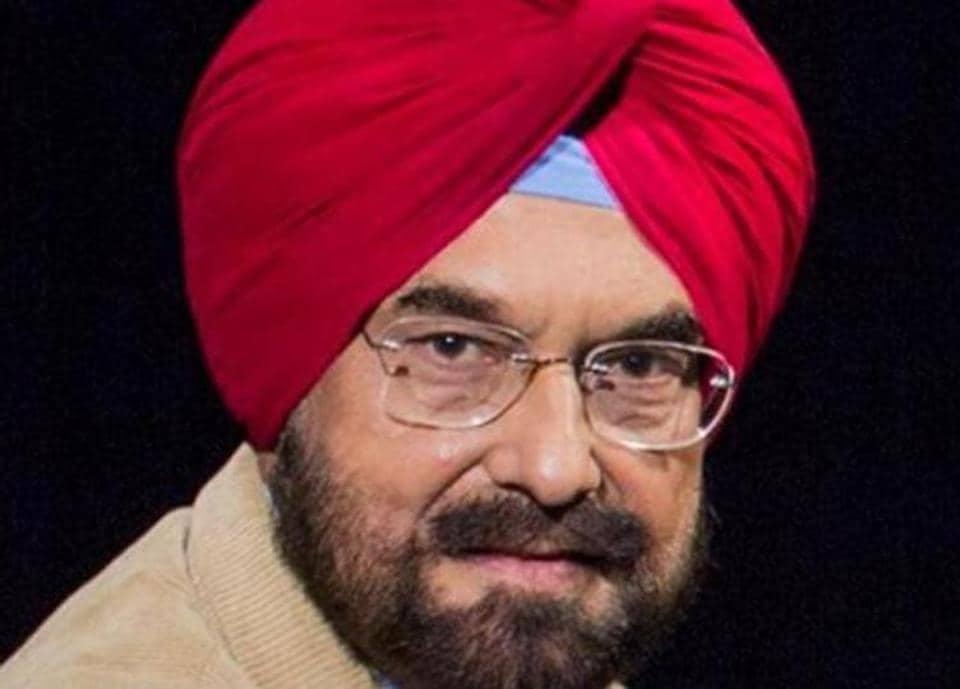 Kharar MLA Kanwar Sandhu