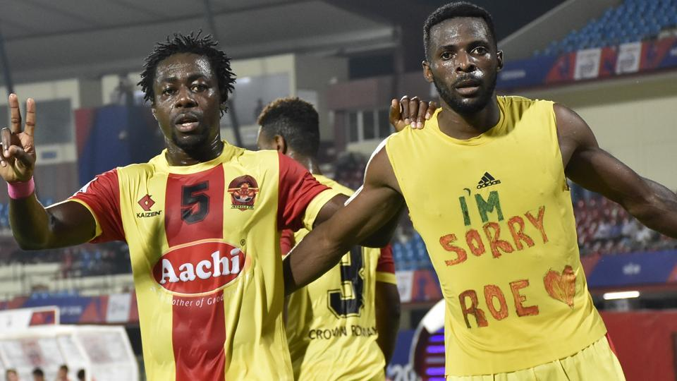 Gokulam Kerala FC beat NorthEast United FC in the Super Cup in Bhubaneswar on Thursday.
