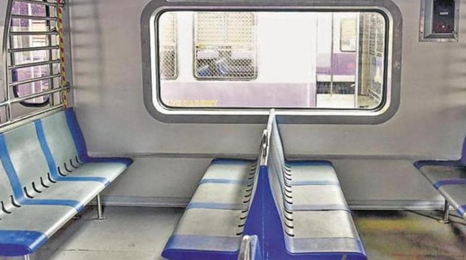The AC coaches will be attached to the local trains plying on the suburban railway.