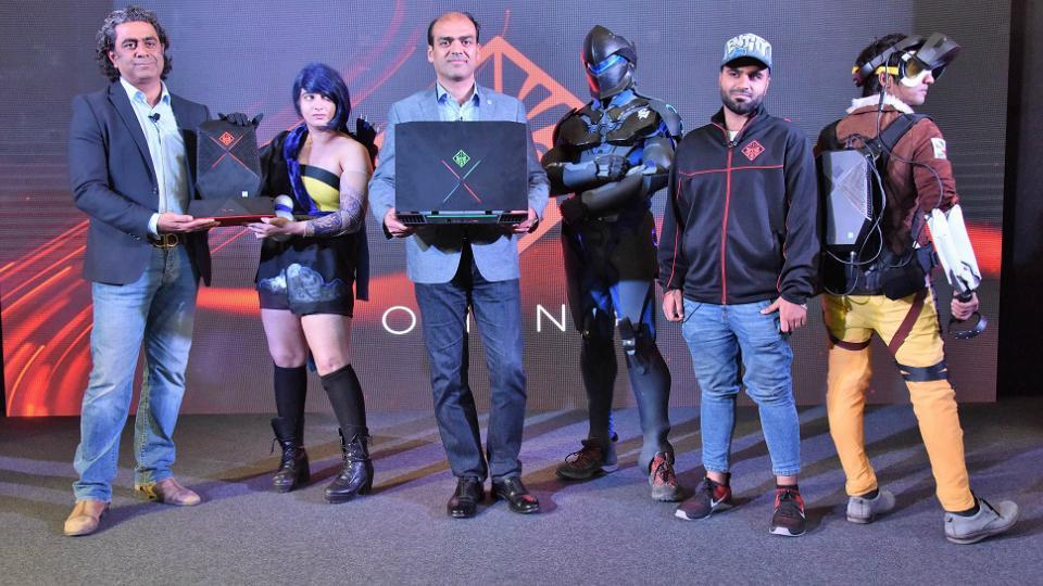 HPlaunched a series of 8 products to expand its gaming portfolio in India.