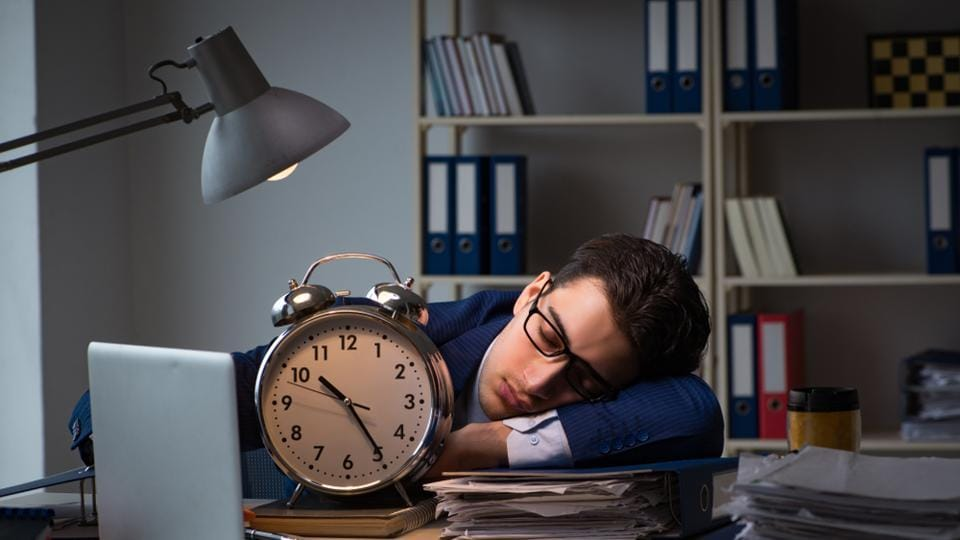 The India Sleep and Wellness survey, released ahead of the World Sleep Day, was commissioned by Sunday Mattresses and was conducted among 345 working professionals above the age of 25.