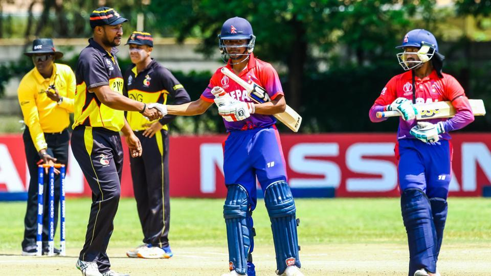 Nepal have gained ODI status for the first time in their history.  (ICC)