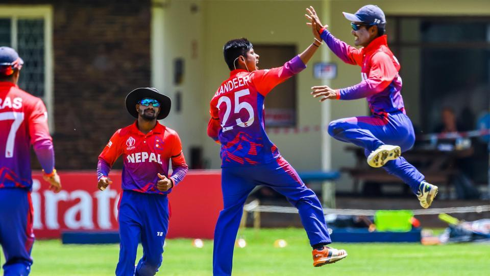 Nepal will now take on the Netherlands in the seventh-place play-off in Kwekwe on Saturday (ICC)