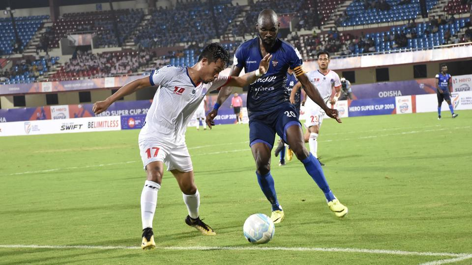 Churchill Brothers defeated Delhi Dynamos in their Super Cup encounter in Bhubaneswar on Thursday.