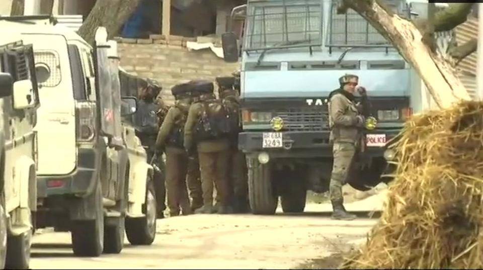 J&K: Anwar Khan of BJP Attacked by Terrorists in Pulwama, Policeman Injured