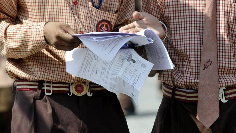 CBSE class 12 paper,CBSE paper leak,Class 12 accountancy paper