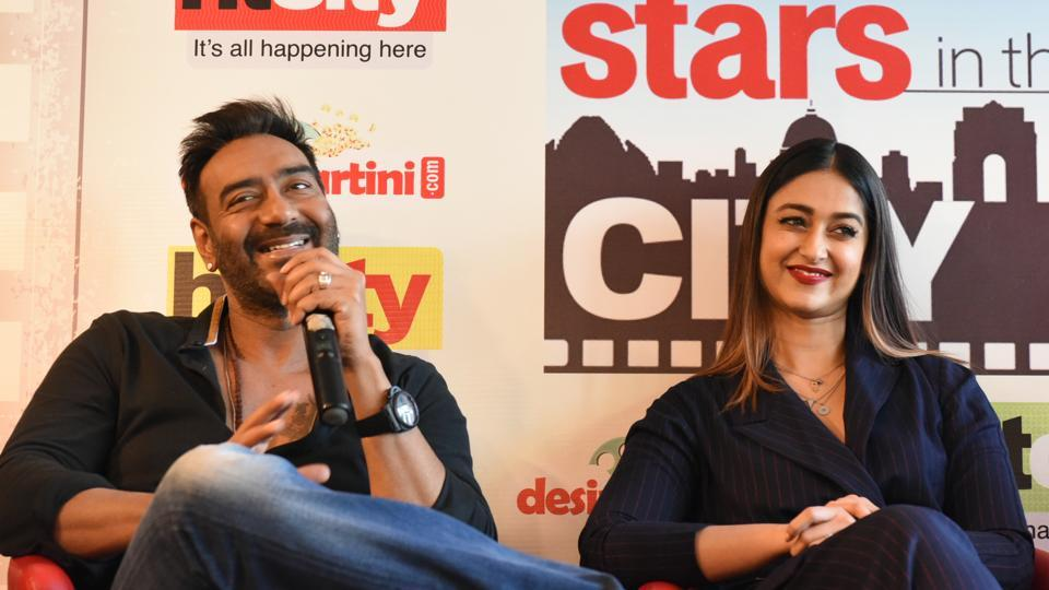 Ajay Devgn's latest film Raid depicts the life of an honest Income Tax officer.