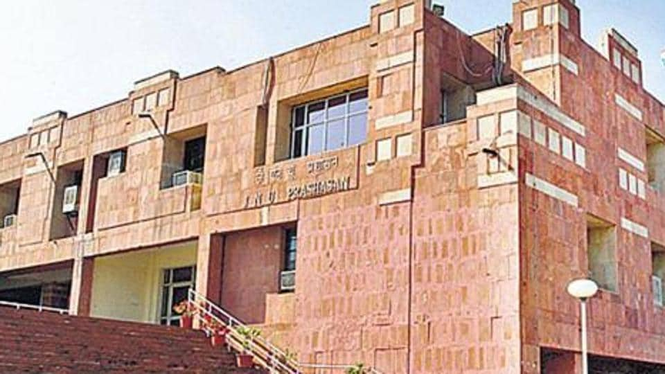 JNU professor booked on sexual harassment charges