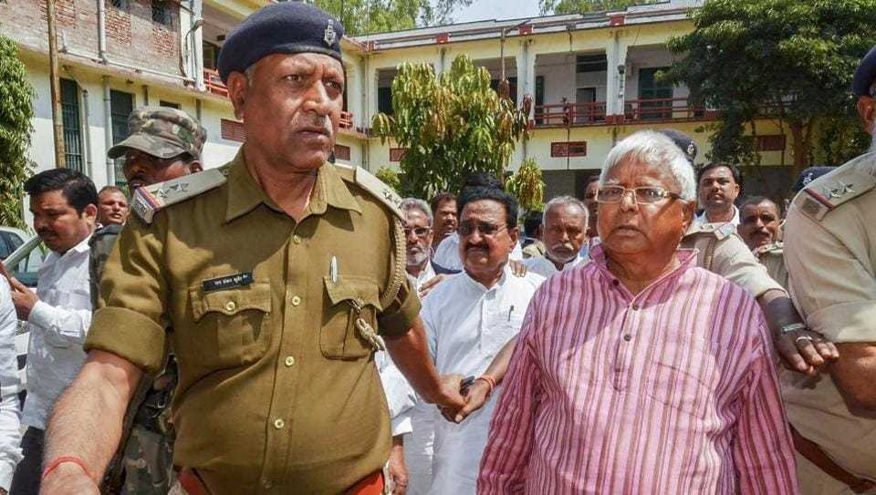 Fodder scam: Judgment in fourth case against Lalu Prasad Yadav tomorrow