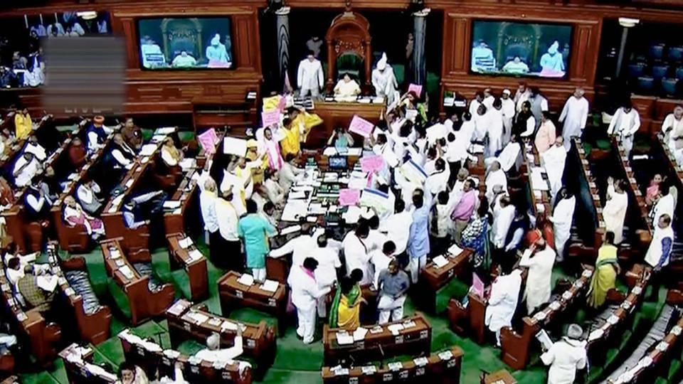 Lok Sabha,parliament,PNB fraud